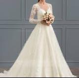 Свадебного платья